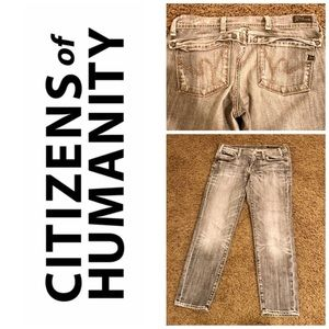 👖SALE! Citizens of Humanity Skinny Ankle Jeans
